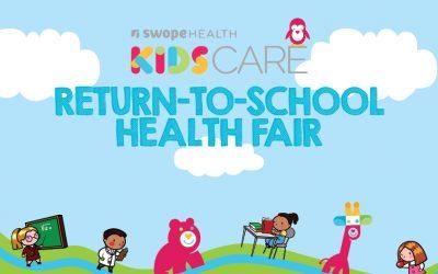 MARC Head Start and Swope Health Services Health Fair